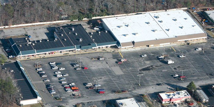 Commercial: Big Lots, Grafton, VA