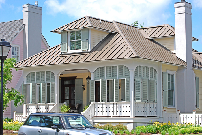 Use a Beautiful Roof to Improve Curb Appeal