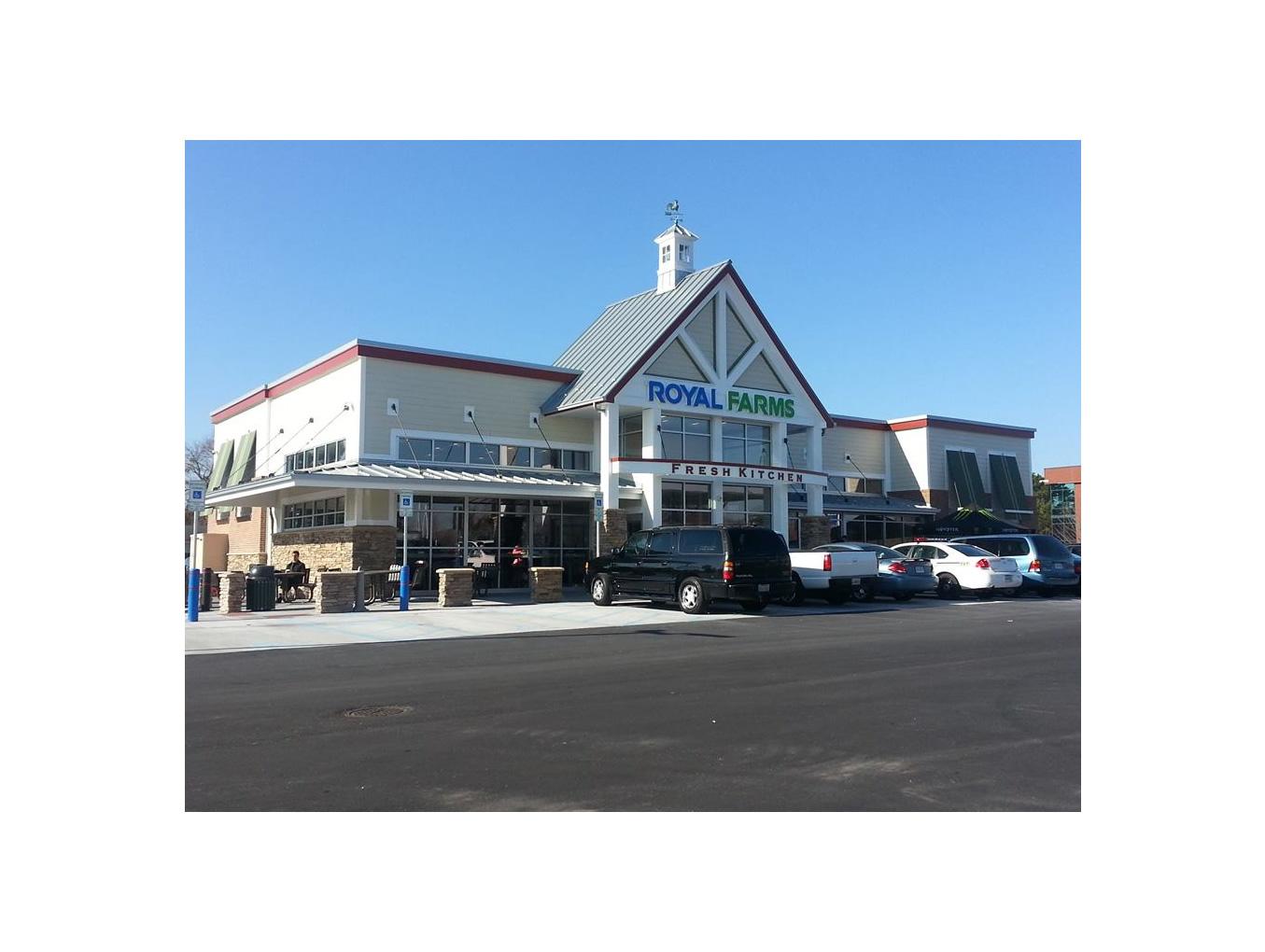 Commercial: Royal Farms, Portsmouth, VA